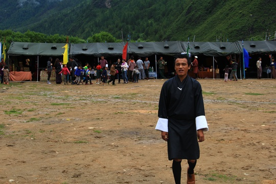 Lobsang Nima, Bhutan Tour Guide, Bhutan Swallowtail Team
