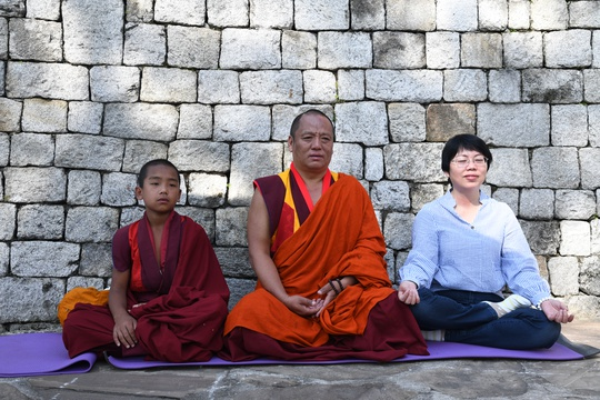Mindfulness Journey to Bhutan