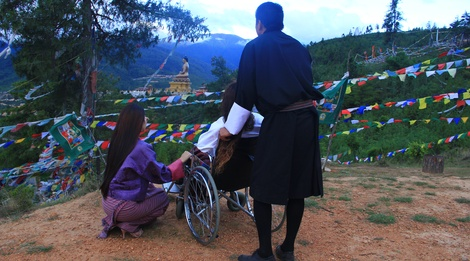 Bhutan Cultural Tour for Special Needs