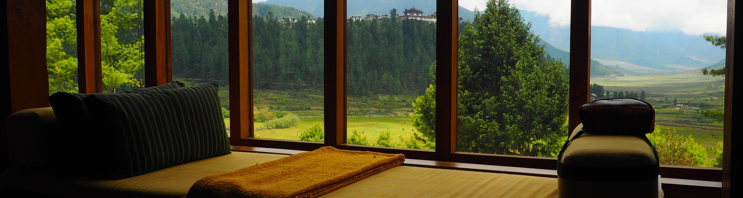 Luxury Bhutan Hotels, Luxury Travel, Hotels in Bhutan