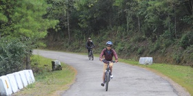 On - Road Biking in Bhutan