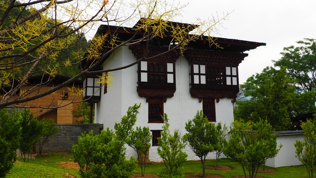 Luxury Travel to Bhutan, AmanKora in Bhutan