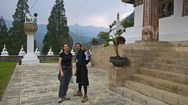 Yeshey Dorji, Bhutan Swallowtail Team, Bhutan Tour Guide