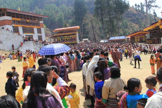 Paro Festival, Upcoming Events in Bhutan