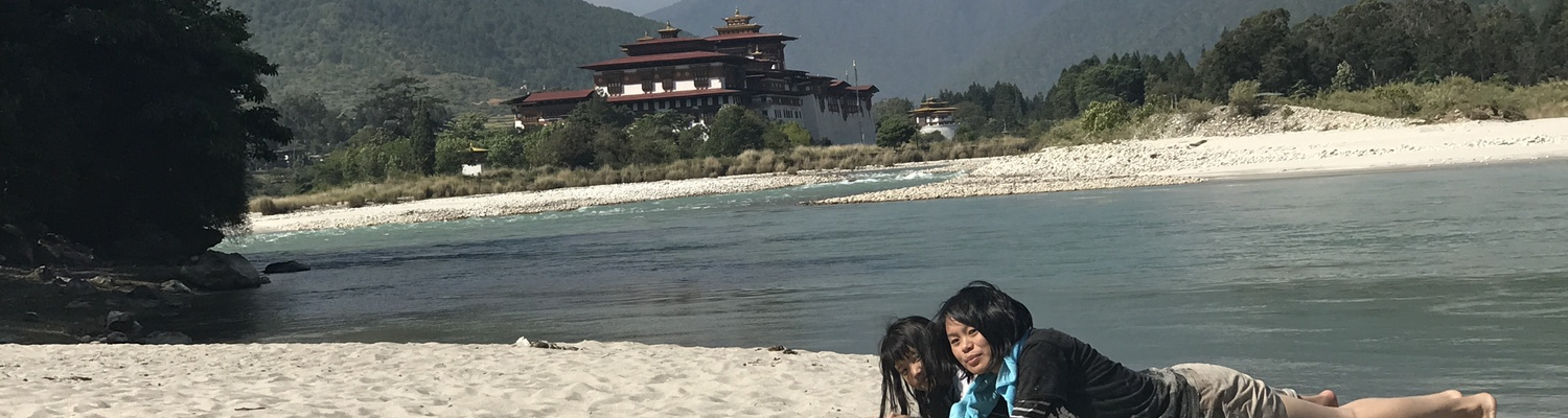 Punakha Rafting, Rafting in Bhutan, Family Holiday in Bhutan