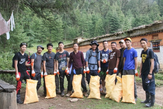 Clean Bhutan, Green Bhutan, Sustainable Tourism