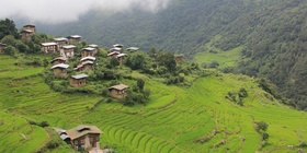 Cross Country Bhutan Cultural Tour Package
