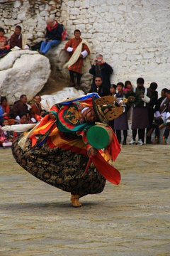 Paro Festival, Special Offer from Bhutan Swallowtail